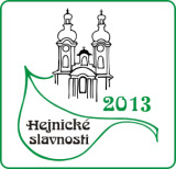 Hejnick slavnosti 2013
