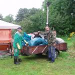 Velký Štolpich čištění 08 Karel Pešek a Pavel Kraus