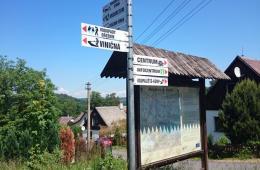 Hejnice zdobí nové rozcestníky místních cílů