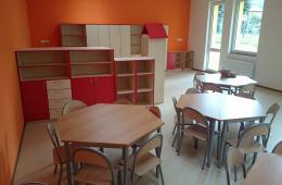 Rekonstruovaná budova školy nabízí možnost prohlídky