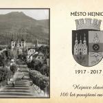 Nabízíme kalendář Hejnic k výročí 100 let města