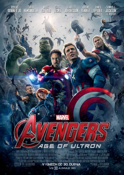Avengers  Age of Ultron   The Avengers  Age of Ultron (2015), obrázek se otevře v novém okně